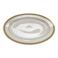 "Charles Haviland & Co. Limoges France ""Art Deco"" Small Platter 11 1/2"" x 8 1/2"