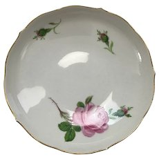 "Meissen 5 5/8"" Saucer/Small Bowl"
