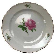 """Meissen 7"""" Hand Painted Dessert Plate"""