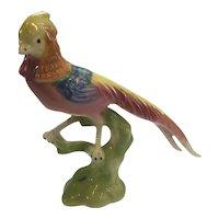 Early Brad Keeler Bird Figurine marked Bradster