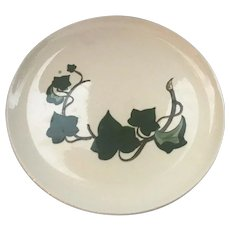 Large Round California Ivy Platter by Metlox