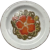 "Midwinter Pottery Plate Nasturtiums 7"""
