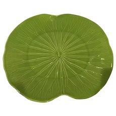 Metlox Lotus Platter