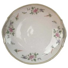 Hand Painted Nippon Serving Plate
