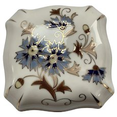 Zsolnay Hand Painted Numbered Trinket Box
