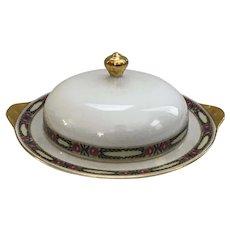Royal Bayreuth Bavaria Butter Dish