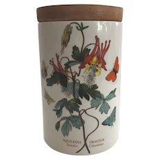 """Botanic Garden Portmerion Canister 7"""""""