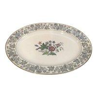 Wedgwood Wildflower Platter