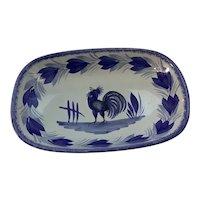 Quimper Pottery Dish