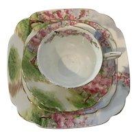 4 Piece Royal Albert Blossom Time Tea Set