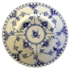 Royal Copenhagen Full Lace Bread and Butter Plate