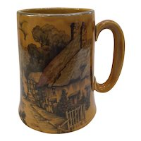 Genuine Heatmaster Staffordshire Potteries Mug