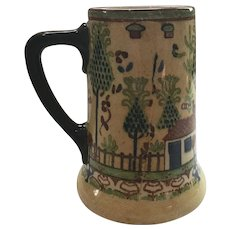 Royal Doulton Sampler Pattern Tankard