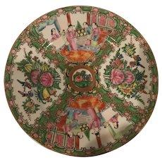 Rose Medallion Bowls Set of 3