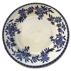 Sterling Blue and White Restaurant Ware Plates