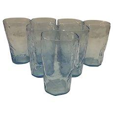 7 Seneca Driftwood Glass Tumblers