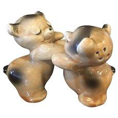 Vantellingen Bear Hug Salt and Pepper Shakers