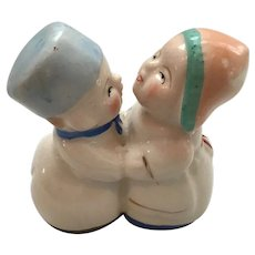 Dutch Couple Salt and Pepper Shakers