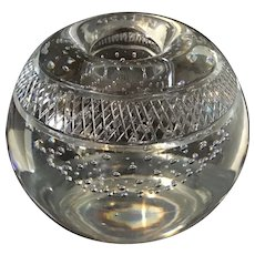 Thomas Webb Match Striker/Paperweight