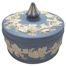 Wedgwood Trinket Box