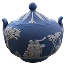 Wedgwood Sugar Bowl