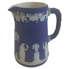 Antique Wedgwood Small Pitcher