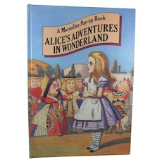Alice's Adventures in Wonderland – A Macmillan Pop-up Book, 1980