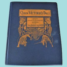 Queen Victoria's Dolls by Frances H. Low, Published 1894