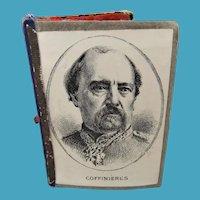 19th Century 'Coffinieres' Needle Book/Case