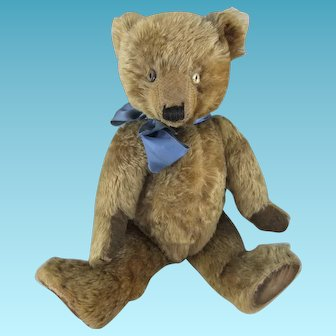 Gorgeous 1930s English Chiltern Teddy Bear, 15 Inches