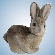 Cute Vintage Steiff 'Pummy' Mohair Rabbit