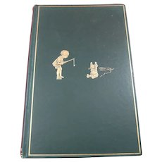 Second Edition Copy Winnie the Pooh by A A Milne, 1926, With Interesting Provenance