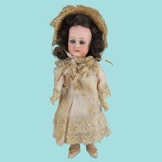 Pretty Simon & Halbig 1078 Doll, 8 Inches