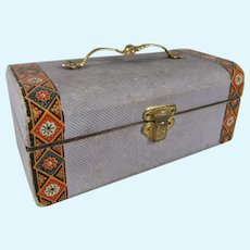 Pretty 19th Century French Trunk For Mignonette