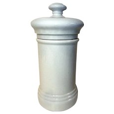 Late 19th C. Apothecary Jar
