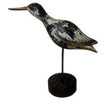 Early 20th C. Shorebird Decoy