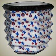 Art Deco Czech Pottery Small Jardiniere