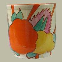 Clarice Cliff Fruitburst Fern Pot