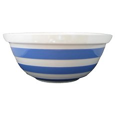 T.G Green Cornish Ware Mixing Bowl with Tab Handles