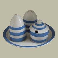 Vintage Cornish Ware Cruet