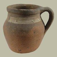 Pottery Terra Cotta Jug