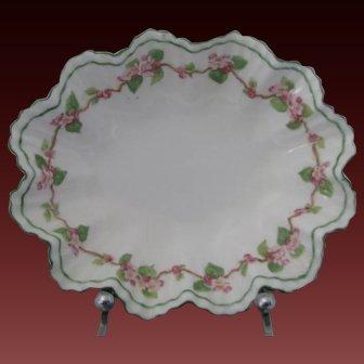 Adderley's Apple Blossom Trinket Dish