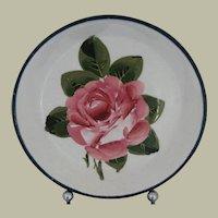 Antique Wemyss Small Dish
