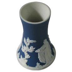 Adams Jasper Ware Vase