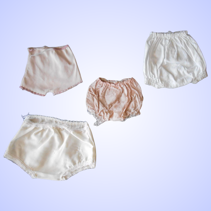 383ae2b2dd80 Four Pair of Panties for 12-16