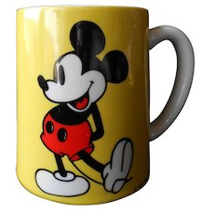 Mickey Mouse Musical Mug--Plays the Club March