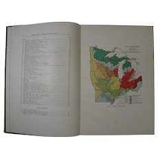"""1931 First Edition """"Game Survey of the North Central States"""", Aldo Leopold"""