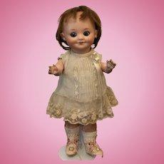 AM 323 Googlie Doll, All Original Clothes