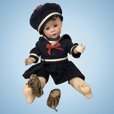 SFBJ 247 'Twirp' Broken Character Doll