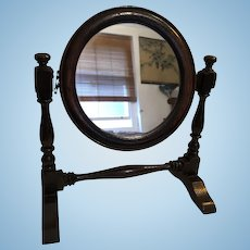 Lovely Cheval Mirror for Antique Doll